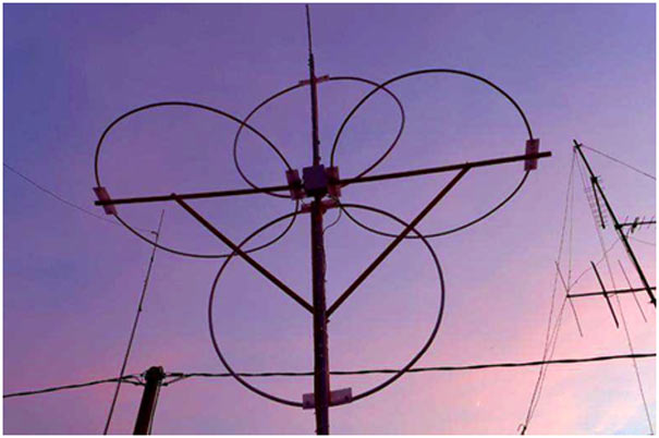 Active antennas constructed by other hams using AAA-1